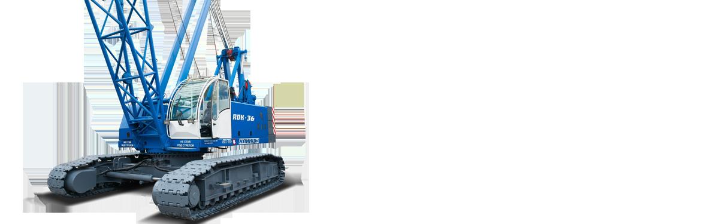 Гусеничный кран RDK-36(КГ-5261)-1