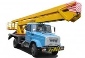 Автовышка АГП-22-02