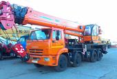 Автомобильный кран КС-65719-1К-1
