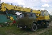 Автомобильный кран КС-3577-2-1