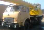 Автомобильный кран КС-3577-4-1