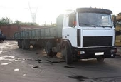 МАЗ-54323 с п/прицепом УПЛ-1212