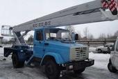 Автовышка ВС-22-02